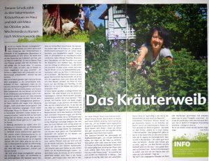 Das Kräuterweib 01.07.2016 Harzzeit